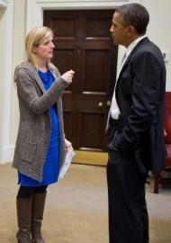 Ruemmler & Obama