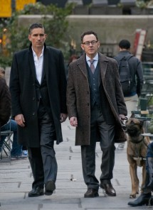 """John & Harold"" from ""Person of Interest"" on CBS"